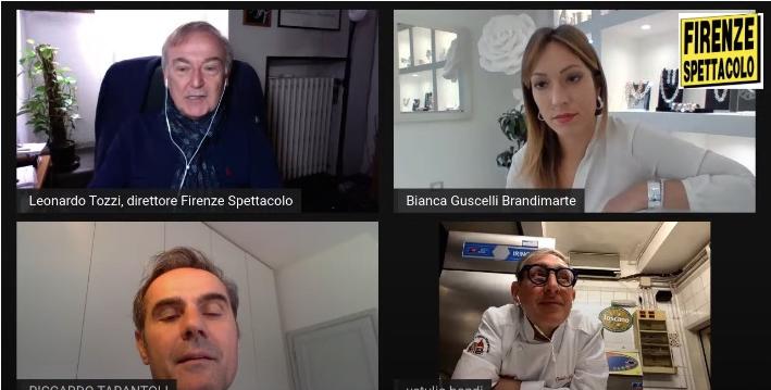 Mezzogiorno di Fuoco. Centro Storico di Firenze (video)