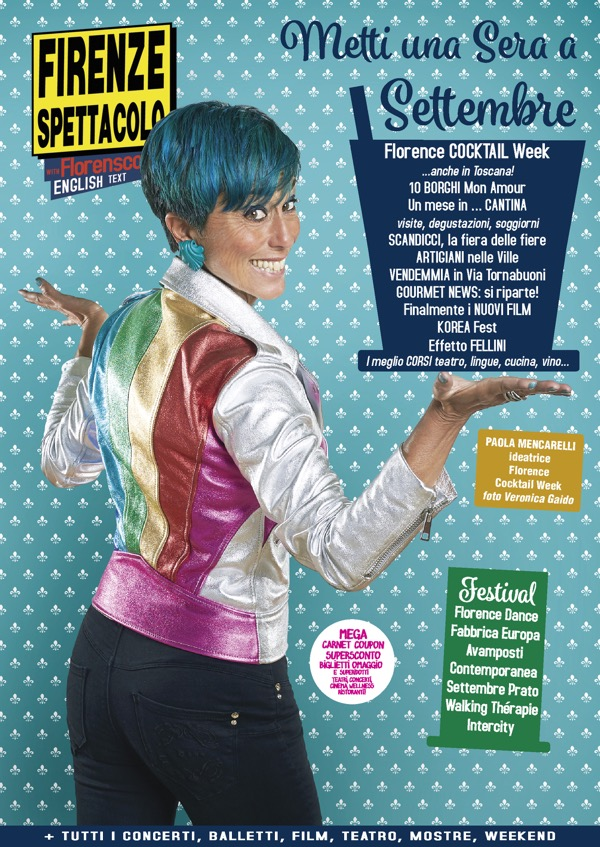 E' uscito il nuovo numero di Firenze Spettacolo!