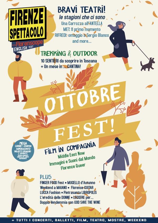 Firenze Spettacolo di Ottobre
