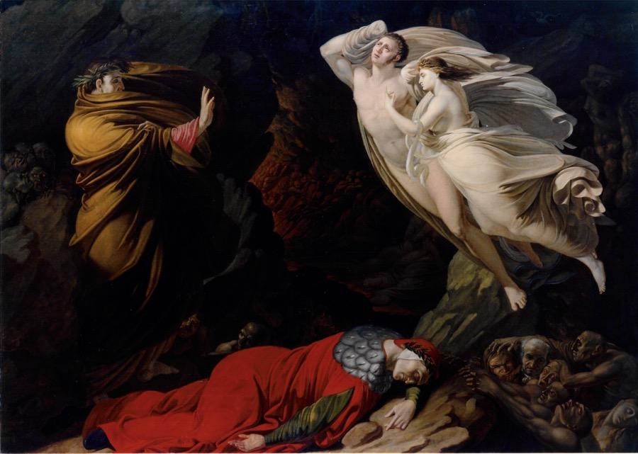 Dante, dagli Uffizi a Forlì