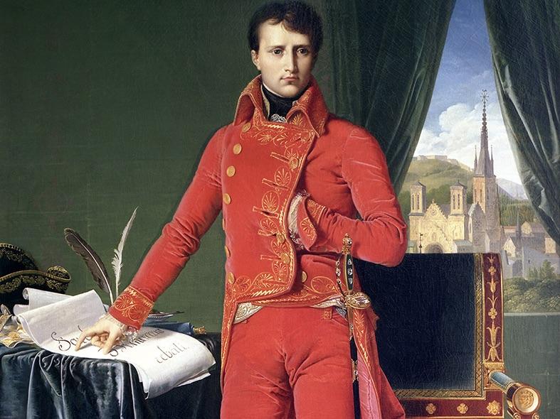 Napoleone tra Italia e Francia